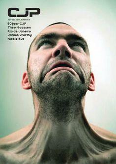 CJP Magazine NOV/DEC 2011: Cover-interview Theo Maassen. 'Mensen laten me met rust, alsof ze bang voor me zijn'