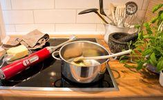 Leckere Selbstgemachte Kürbis-Ravioli (vegetarisch) // http://www.cozy-and-cuddly.de #kitchenAid