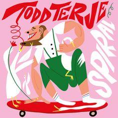 TODD TERJE - Spiral/Q [Olsen Records] [NEW RELEASE] [* * * * ½] - http://www.dailyglobalgroove.com/?p=11388 | #HouseMusic, #OlsenRecords, #Q, #Spiral, #ToddTerje