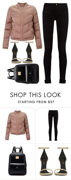 """""""Untitled #49"""" by jademitts ❤ liked on Polyvore featuring Miss Selfridge, Gucci and Yves Saint Laurent"""