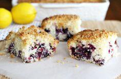 Make 5-Star Meyer Lemon Blueberry Buckle