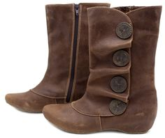 Marcha Boot Vintage Brown-Fall