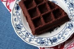 And waffle BROWNIES. | 27 Clever New Ways To Use Your Kitchen Appliances