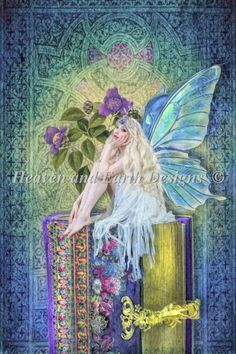 Mini The Little Book Faerie cross stitch chart [ASTEWARTMINI49398] Finished Design Size 225 W by 337 H (9 W X 13-3/8 H inches on 25ct fabric) (This Chart Contains 87 Colors) Copyright Heaven and Earth Designs 2016 Copyright Aimee Stewart 2016 20 pages in Regular format and 28 pages in Large format Colour codes are shown for DMC threads.We will post a brand new Heaven and Earth Designs chart to you, usually within 1-2 working days.CopyrightEvery one of the images used by Heaven and Earth…