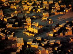 West African and East Asian Temples, Palaces and Ancient Cities