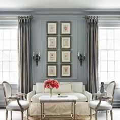 Sophisticated Lake Forest Showhouse