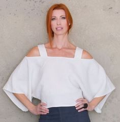 Sew a bardot top (or off the shoulder top) for summer. They are super stylish and surprisingly easy to make. Here are our top sewing patterns.