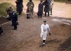 "Sports Days Past on Twitter: ""OTD in 1927, Walter Johnson pitched his 113th and final shutout in his big league career. Let's see THAT record be broken!! Never will. In this pic, Johnson is warming up for a start in the 1925 WS. Kudos to @BaseballInColor for this amazing picture… https://t.co/Mlj4i1DjBm"""