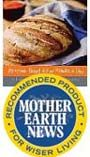 This is one of our favorite books and one of Mother Earth News Wiser Living series' bestsellers. The recipes WORK!