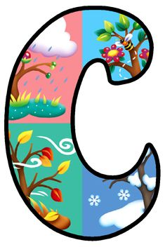 Alphabet And Numbers, Symbols, Seasons, Floral, Model, Weather, Board, Nature, Lyrics