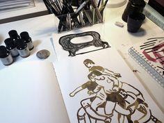 Studio Christoph Niemann, sketch