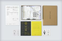 Pipa & Rama Packaging and Design