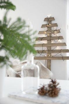 MAKE-LIVING: Christmas tree - DIY