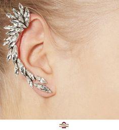 Cheap clip on earrings, Buy Quality ear cuff directly from China ear cuff fashion Suppliers: Right Ear Cuff Earrings Silver Plated Clip on Earrings Earcuff Earring Ear Cuffs for Women Girls Fashion Rhinestone Jewelry Cheap Earrings, Cuff Earrings, Gemstone Earrings, Crystal Earrings, Crystal Jewelry, Clip On Earrings, Crystal Rhinestone, Cuff Jewelry, Silver Earrings