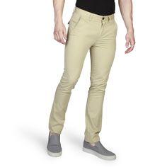 5044464865e5d Pantalones slim de hombre Timberland en color marrón claro modelo A17DM