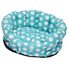 Cath Kidston dog bed.