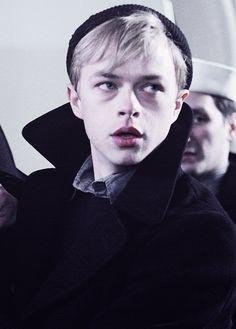 Dane DeHaan as Lucien Carr in Kill Your Darlings