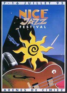 Razzia, Festival Poster, France, 1995