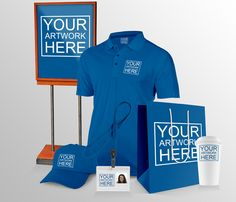"""A free retail mockup and it's called """"Retail"""" Because it's filled with items usually associated with retailing. This mockup is different in two main aspect - posted under Freebies tagged with: Bag, Corporate, Display, Free, Identity, MockUp, Presentation, Print, PSD, Resource, Retail, Showcase, T-Shirt, Template by Fribly Editorial"""