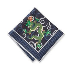 Schumacher Bixi Dragon Napkins, Set of 4 #williamssonoma