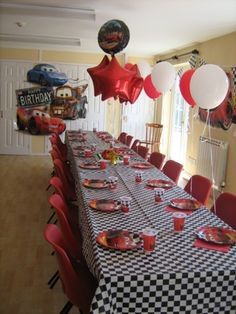Image detail for -How To Plan A Disney Cars Theme Birthday Party Favors | Vintage cars