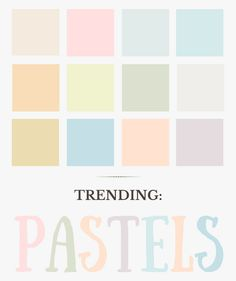 Pastel Colour Palette from Pantone - 5 Simple ways to beautify your bathroom decor! Your own home decor could be transformed in a few simple steps Pantone Colour Palettes, Pastel Colour Palette, Colour Pallette, Pantone Color, Colour Schemes, Pastel Colors, Color Patterns, Room Colors, Wall Colors