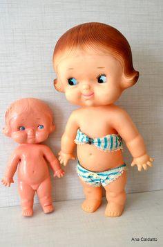 Ana Caldatto : Boneca Blythe e Boneca Cabeçuda