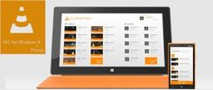 VLC Media Player in Windows 8 & WinRT Soon Available with Metro.. #windows8