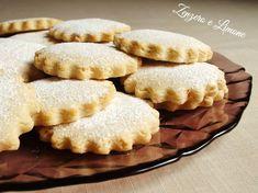 Biscotti mandorle e latte condensato