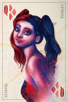 Harley Quinn by Midnight-63.deviantart.com on @DeviantArt
