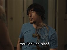 """stacycalm: """"when someone tells me that I look good """""""