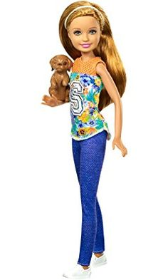 13b48a75ad Barbie Great Puppy Adventure Stacie Doll Barbie Stacie Doll