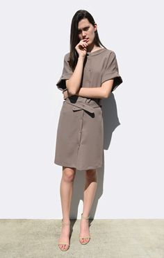 Anaïse | Rachel Comey Dipback Dress