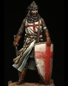Afbeeldingsresultaat voor crusader bust