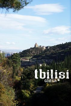 heldenwetter: Eindrücke aus Tbilisi {Teil 2}