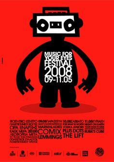 music for your eyes festival