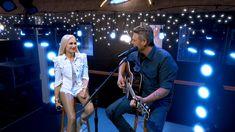 Blake Shelton Gwen Stefani, Blake Shelton And Gwen, Gwen Stefani And Blake, Academy Of Country Music, Country Music Awards, Gwen And Blake, Entertainer Of The Year, Song Of The Year, Thomas Rhett