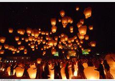 Lantern festival, Hoi An, Vietnam