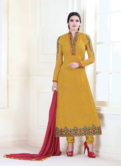 Link: http://www.areedahfashion.com/salwar-kameez&catalogs=ed-3696 Price range INR  3,203 Shipped worldwide within 7 days. Lowest price guaranteed.
