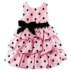 Pink & polka dots are a great combination!