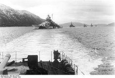 Norway (Kriegmarine), october, 1942