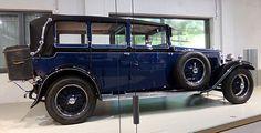 Mercedes-Benz, Typ Nürburg 460, Baujahr 1929