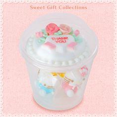 Hello Kitty & Dear Daniel sugar craft cake rose Sanrio online shop - official mail order site