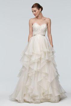 Watters Brides Taryn Bustier
