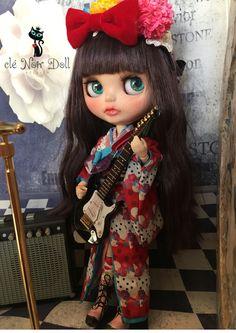 cle Noir Doll**カスタムブライス** 新年はライブ*☆*☆~_画像4