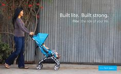 Bumbleride Flite, I have the indie and this will be my next stroller