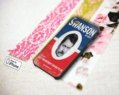Vote Ron Swanson - iPhone 5 5S iPhone 4 4S Samsung Galaxy S3 S4 Case on Etsy, $12.99
