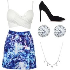 Untitled #4 by emdecocq on Polyvore featuring polyvore, fashion, style, Gianvito Rossi and Kobelli