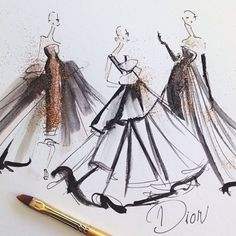 Dior by Jeanette Getrost
