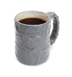 Duct Tape Coffee Cup: http://www.walletburn.com/Duct-Tape-Coffee-Cup_808.html #giftideas #coffee #mugs